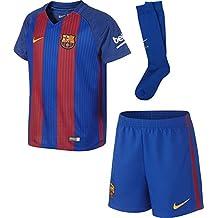 Nike 776733-481 Mini Kit Fc Barcelona, Niños, Azul, M