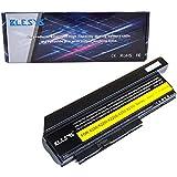 BLESYS 9 Celdas Lenovo ThinkPad X220 batería del portátil Fit X220i X220s X230 X230i recargable de litio-Ion para portátiles de reemplazo de batería extendida para 0A36282 0A36283 0A36306 42T4861 42T4941 42T4942 42T4862 42T4901 42T4866 45N1024 42T4867 42T4873 42T4876 42T4902 42T4940 42Y4864 42Y4940 batería (4,5 horas de tiempo de trabajo, no trabajo con X230 Tablet de la serie X220)