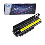 BLESYS 9 Cells Lenovo ThinkPad X220 Battery Fit X220i X220s X230 X230i Rechargeable Lithium-Ion Extended Notebook Battery Replace for 0A36282 0A36283 0A36306 42T4861 42T4941 42T4942 45N1024 42T4862 42T4901 42T4866 42T4867 42T4873 42T4876 42T4902 42T4940 42Y4864 42Y4940 Battery (4.5 Hours Working Time, Don't Work with X230 X220 Tablet Series)