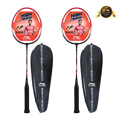 5. Li-Ning XP-60-IV Blend Badminton Racquet