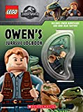 Owen's Jurassic Logbook (wth Owen minifigure and mini Blue...