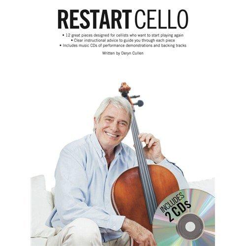 Restart Cello (Violoncelle) - Partitions, CD