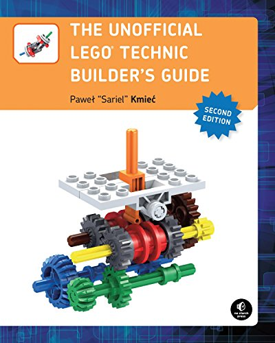 Unofficial LEGO® Technic Builder's Guide por Pawel