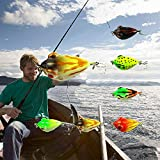 Best Crankbaits - Shopystore 2018 6Pc Cute Large Topwater Fishing Lure Review