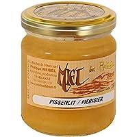 Le Rucher de l'Ours - Miel de Pissenlit - Pot de 250g, Crémeux