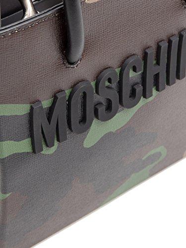 Borsa Boutique Moschino Camo camouflage