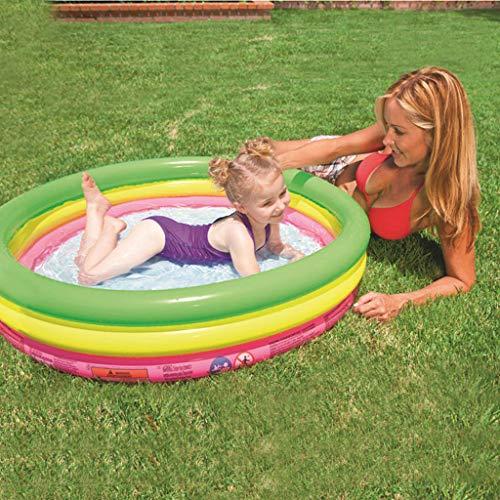 LQHPP Game Center Kinderpool Aufblasbare Schwimmende Wasser Spray Spielzeug 102 * 25 cm Geeignet Für Kinder über 3 Jahre Alt (40 * 10 Zoll)