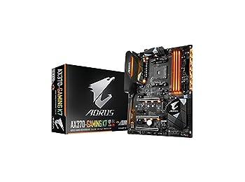 GIGABYTE GA-AX370-Gaming K7 AMD X370 Chipset Anakart
