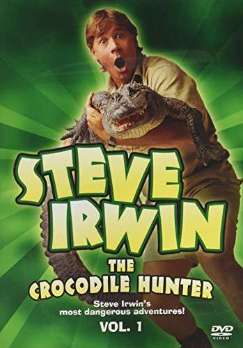Steve Irwin - The Crocodile Hunter (3 DVDs)