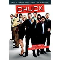 Chuck - Die fünfte und letzte Staffel