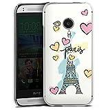 DeinDesign HTC One Mini 2 Hülle Case Handyhülle Frankreich Paris Eiffelturm