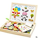 Best Creativity for Kids Board Game For Kids - Mayatra's Educational Learning Wooden Animal Magnetic Puzzle Review