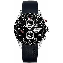 Tag Heuer Carrera CV2A10.FT6005 Reloj para hombre, con calendario