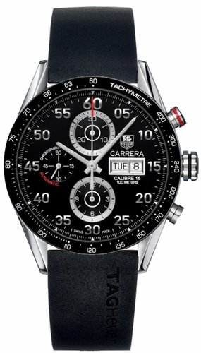 Tag Heuer Carrera Day data CV2A10.FT6005 Orologio da uomo