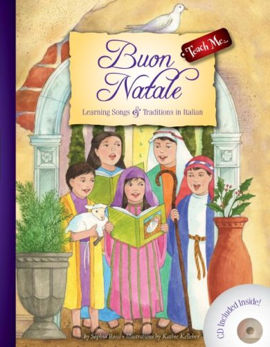 Buon natale: learning songs & traditions in italian