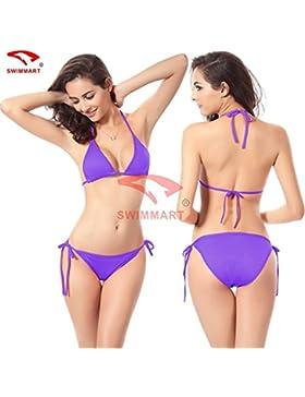 HEYUN& costumi da bagno sexy del costume bikini 10 colore della caramella color tre classici costumi da bagno...