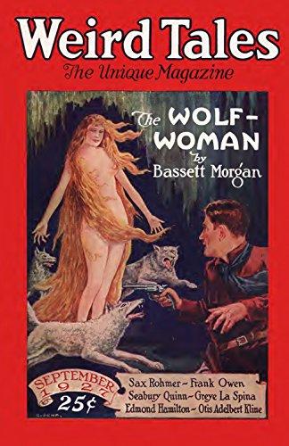 Weird Tales (September 1927)