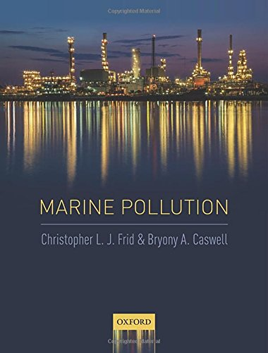 Marine Pollution por Christopher L. J. Frid