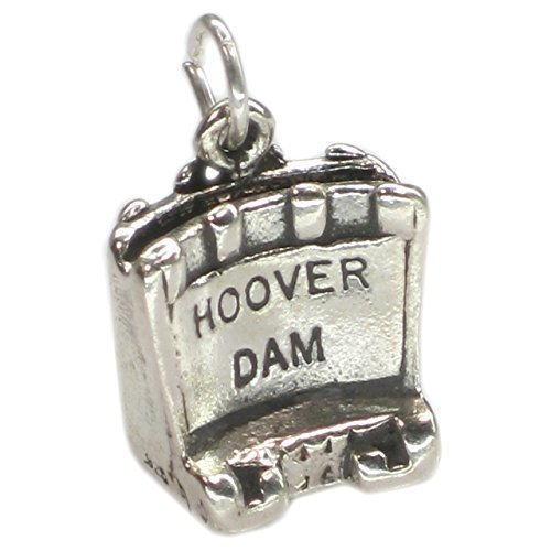 hoover-dam-in-argento-sterling-ciondolo-925-x-1-nevada-masso-dighe-sssc725