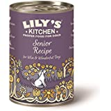 Lily's Kitchen Senior Recipe Complete Wet Food for Dogs 400g (Pack of 6)