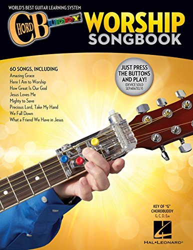Chordbuddy Worship Songbook