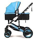 Kinderwagen Kann den Winter und Sommer vier Stoßdämpfer Baby Trolley liegen Einfach zu verwenden (Farbe : 2#)
