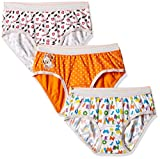 #5: Disney Minnie Mouse Girls' Panty (Pack of 3)