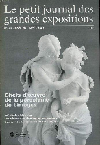 Chefs-d'oeuvre de la porcelaine de Limoges par Collectif