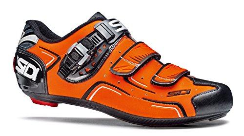 Sidi, Scarpe da ciclismo uomo Arancione arancione 46