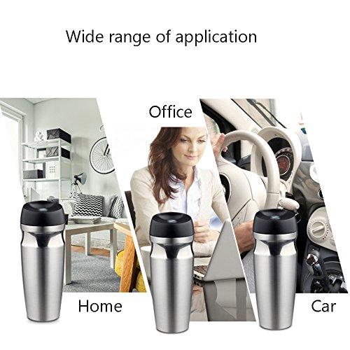 confronta il prezzo Enisina Thermos, Acciaio inossidabile Tazza da viaggi, Bottiglia Termica,Mug da viaggio, 350ML B10-350 miglior prezzo