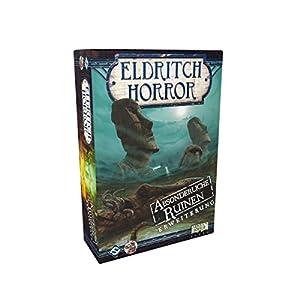Fantasy Flight Games ffgd1010Eldritch Horror-absonderliche Ruinas Juego de Cartas