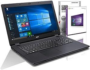 Acer Extensa (15,6 Zoll) Notebook (Intel N3710 Quad Core 4x2.56 GHz, 4GB RAM, 500 GB, Intel HD Graphic, HDMI, Webcam, USB 3.0, WLAN, Windows 10 Professional 64-Bit) #5672