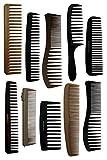 10er Set Haarkämme Haarkamm Kamm Kämme Friseur Haarpflege Frisieren Haarbürste