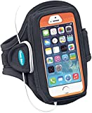 Sport Armband for Otterbox iPhone 5 Defender Series Case (fits many iPhone 5 and iPhone 4S / 4 Protective Cases)AB84 update