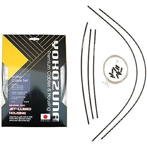 Yokozuna Shifter, Derailleur Cable and Housing Set 5mm by Yokozuna