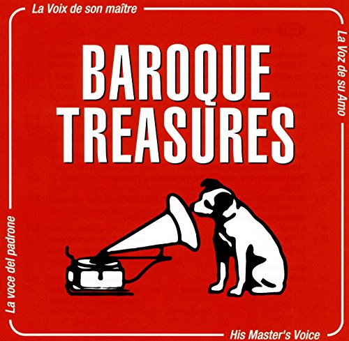 Baroque Treasures - Nipper 2cd