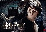 Harry Potter und der Feuerkelch (Wandkalender immerwährend DIN A3 quer): Das vierte Jahr an der Zauberschule und das Trimagische Turnier (Monatskalender, 14 Seiten) (CALVENDO Kunst)