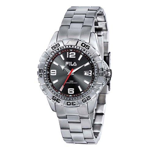Fila FA0648-11 - Reloj de cuarzo para hombre con correa de acero inoxidable