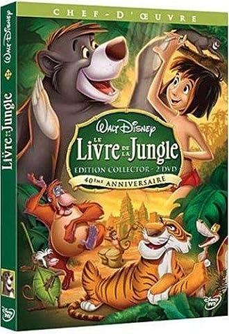 Le Livre de la jungle [Édition Collector 40ème Anniversaire]