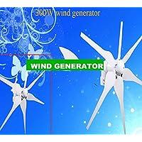 Gowe Breeze avvio 300W turbina eolica, 12V/24V auto. distinguere, senza spazzole Generatore di terre rare magnete permanente/Alternatore - Auto Alternatore Generatore