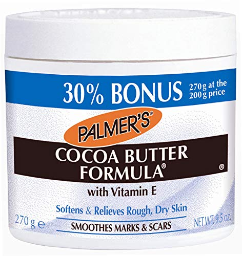 Palmer's Cocoa Butter Formula Daily Skin Therapy Jar 24h Moisture Softens, Smoothes 7.25oz 200g -
