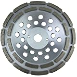 PRODIAMANT premium diamond cup wheel 180mm universal 180/22.2 silver PDX829.025 - height 31 mm