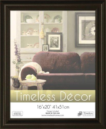 Timeless Expressions Zeitloses Frames 40,6x 50,8cm Boca Bilderrahmen, schwarz