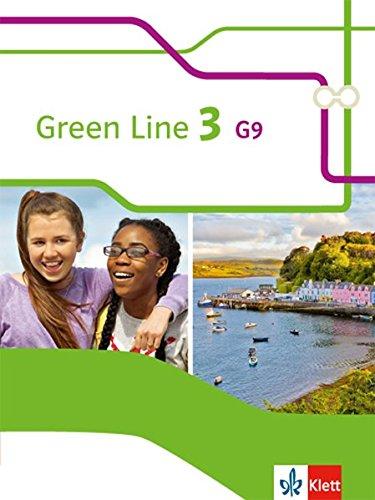 Green Line 3 G9: Schülerbuch (flexibler Einband) Klasse 7 (Green Line G9. Ausgabe ab 2015) Green 7