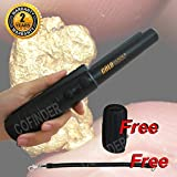 Lepakshi Cofinder Gold Hunter Pro Pointer Metal Detector Gold Detector Diamond D