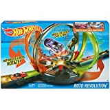 Hot Wheels Roto Revolution Track Set, Multi Color