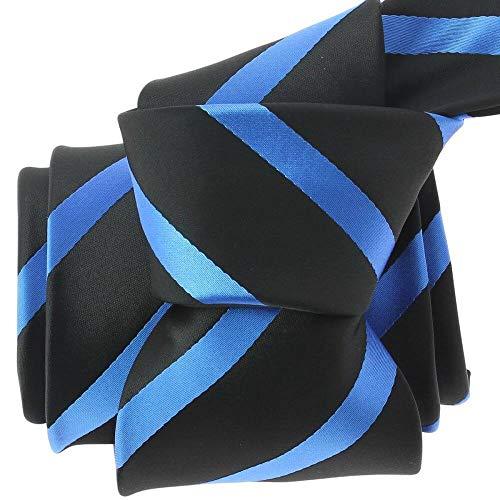 Clj Charles Le Jeune - Cravate Clj, Urbane, Bleu
