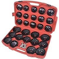 Kit de llave del filtro de aceite - 31 piezas
