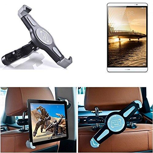 tablet huawei m2 K-S-Trade per Huawei MediaPad M2 8.0 Supporto per poggiatesta a 360° Seggiolino Auto Montaggio Monte Titolare Sedile Posteriore Tablet montagio Porta Tablet per Huawei MediaPad M2 8.0