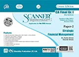 Scanner CA Final (New Syllabus) Gr.I Paper -2 Strategic Financial Management